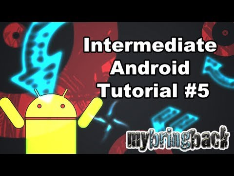 Learn Android Tutorial 2.5 - SharedPreferences & Settings