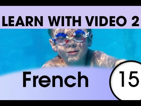 Learn French with Video - Staying Fit with French Exercises