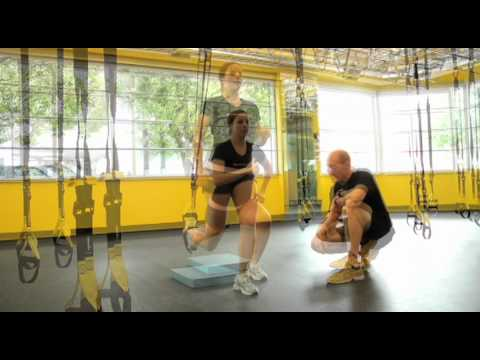 TRX® Exercises: Lower Body Challenge