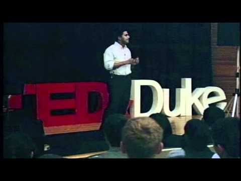 A Day in the Life of a Day: Jimmy Soni at TEDxDuke