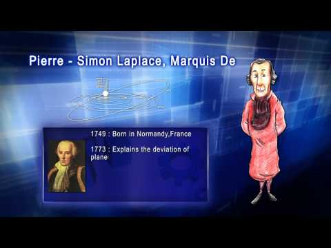 Top 100 Greatest Scientist in History For Kids(Preschool) - PIERRE SIMON LAPLACE