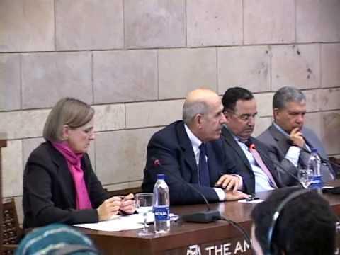 Global and Regional Peace and Security, Panel, Pt1 of 2
