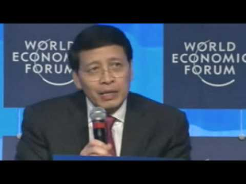 Davos Annual Meeting 2008 - The Emerging Asian Community