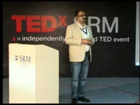 TEDxSRM -  R.Elango -- Life is a game of cards