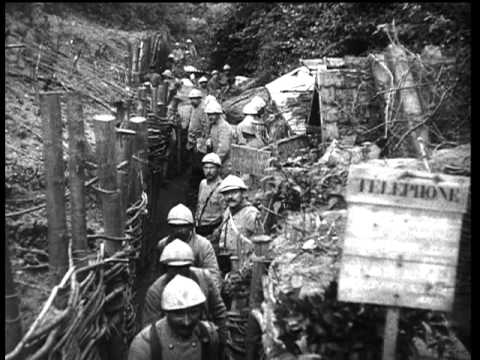 World War I Newsreel Excerpts (183)