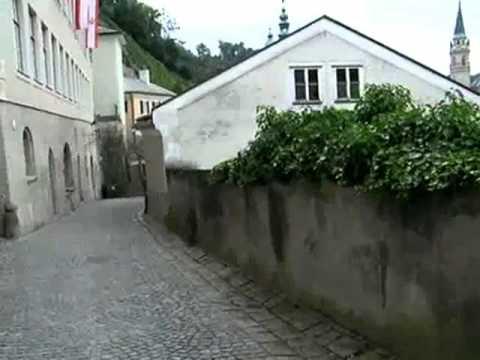 Bicycling in Salzburg, Austria
