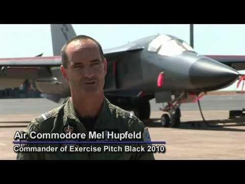 Pitch Black 2010 Exercise Commander