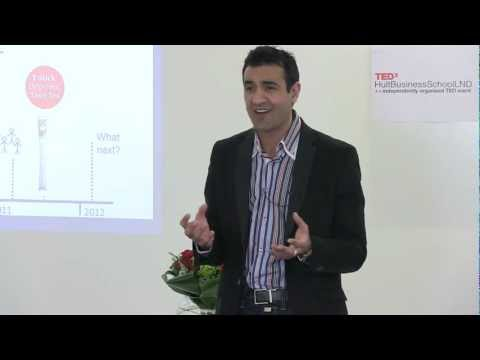 Entrepreneurial Journey to Leadership: Ricky Kothari at TEDxHultInternationalBusinessSchoolLND