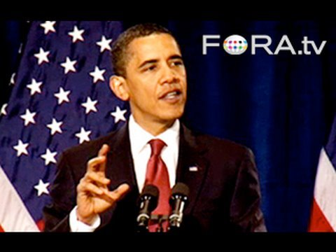 Obama Defends Recession Budget