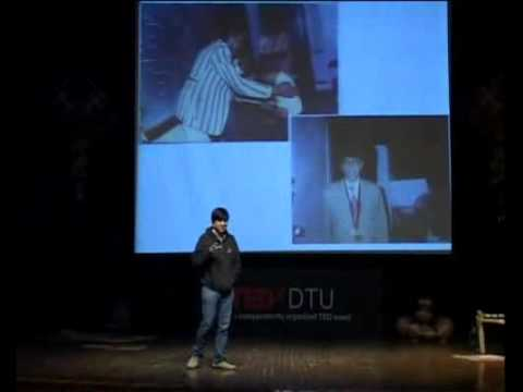 TEDxDTU-arvindsarafpart1-Building a social business