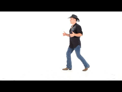 Basic Line Dancing Steps: Shuffle Step and Polka Step