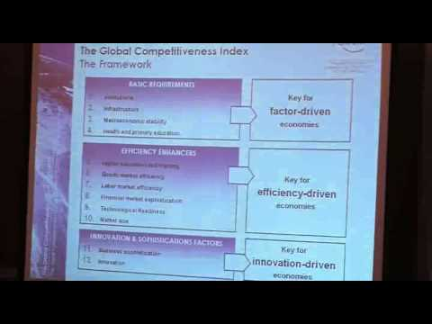 Global Competitiveness Report 2009-2010 - Presentation