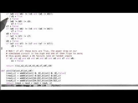 X - Software Testing - Random Testing - Udacity