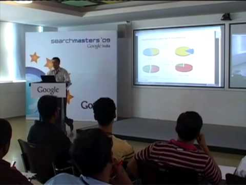 Welcome Note - Vivaik Bharadwaaj - Google India SearchMasters '09