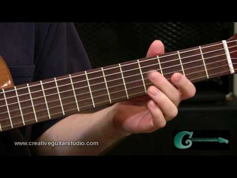 LATIN GUITAR LESSON (Part 3): Harmonic Patterns