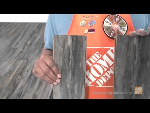 Bruce Mineral Wood Laminate Flooring - The Home Depot
