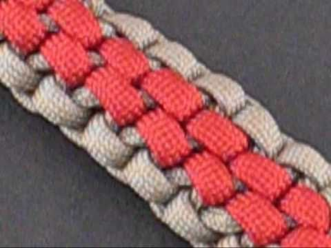 How to Tie the Striped Crown Sinnet by TIAT