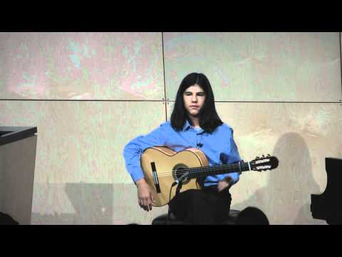 TEDxRedmond - Roberto Granados - 3 Pieces on Guitar