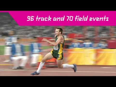 London 2012 - Paralympic Athletics