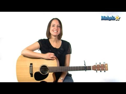 "How to Play ""I'll Stand By You"" by Carrie Underwood on Guitar"