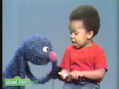 Sesame Street: Grover & John John Count 1