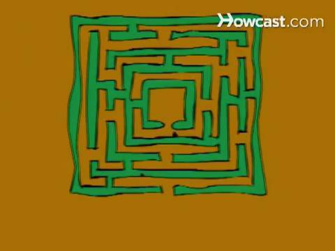 How to Make a Garden Maze