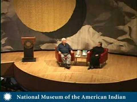 2008 Native Writers Series #1 - N. Scott Momaday