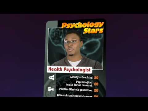 Psychology careers - Health Stars