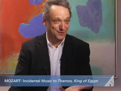Lincoln Center's 2009 Mostly Mozart Festival Overview with Louis Langrée