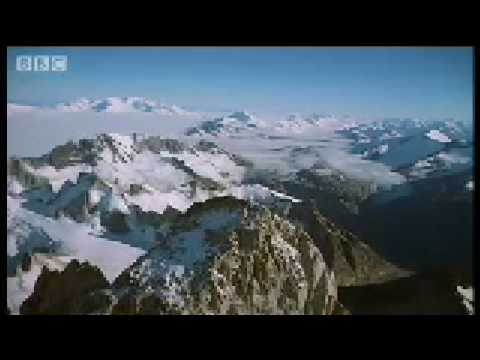 Beautiful Patagonian landscape - Wild South America - BBC