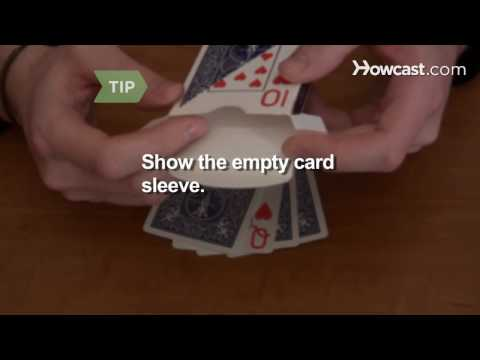 How To Do the Dream Queen Card Trick