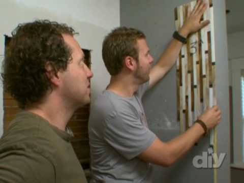 Mosaic Tile Shower Wall-DIY