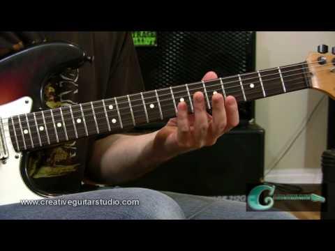 Rhythm Guitar: Afro Beat Rhythms - Part Two