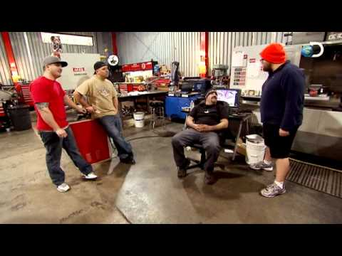 They Want Answers! | American Chopper
