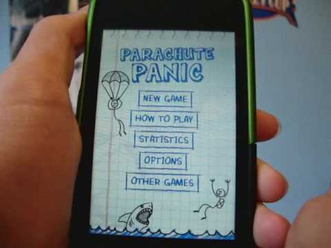 App Bundle #2 - Parachute Panic & Photo Drop & 20Q Mind Reader