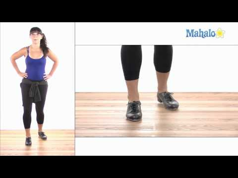 How to Do a Double Times Step in Tap Dance