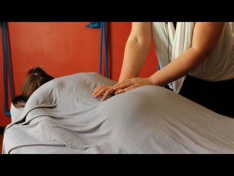 How to Do Massage Compressive Techniques | Deep Tissue Massage Techniques