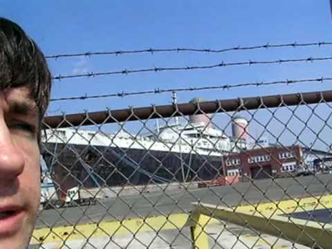 The SS United States, Philadelphia Pennsylvania