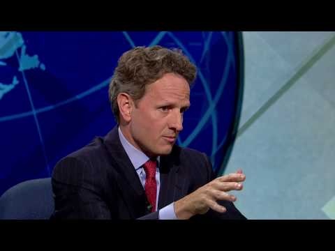 Geithner: Housing Market 'Still Very Tough'