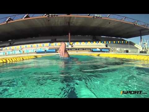 Freestyle Swimming Drills: The Pendulum