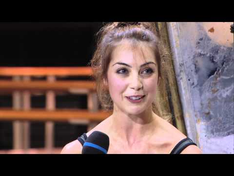 What do dancers do with their old pointe shoes? - Royal Ballet Live