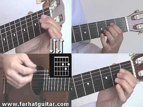 Redemption Song Bob Marley guitar part 6 www.Farhatguitar.com