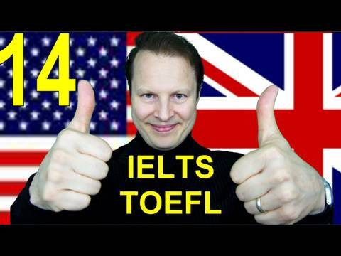 TOEFL - IELTS - Listening Lesson 14-Learn English with Steve Ford