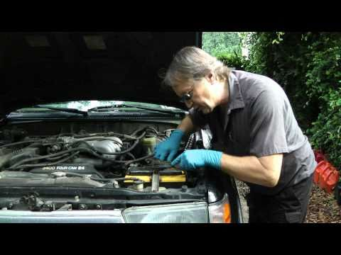 Replacing An Alternator In Your Vehicle