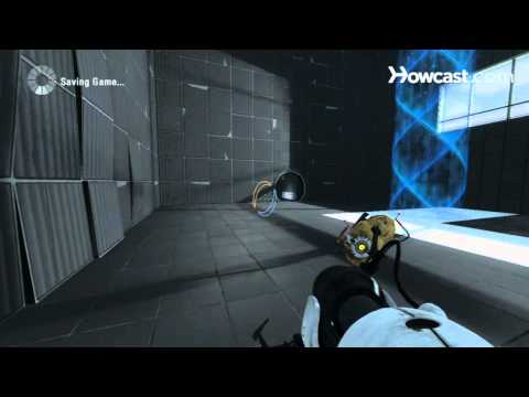 Portal 2 Walkthrough / Chapter 9 - Part 2: Final Level 1 of 2