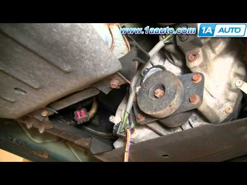 How To Install Replace 4x4 Transfer Case Shift Motor Ford Explorer Mercury Mountaineer 95-01 1AAuto