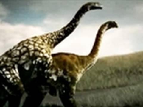 Tyrannosaurus Sex: Titanosaur Mating