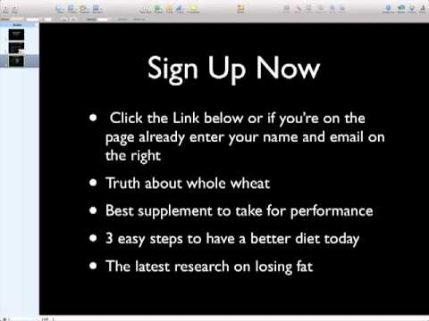 Fitness, Nutrition and Supplement Newsletter
