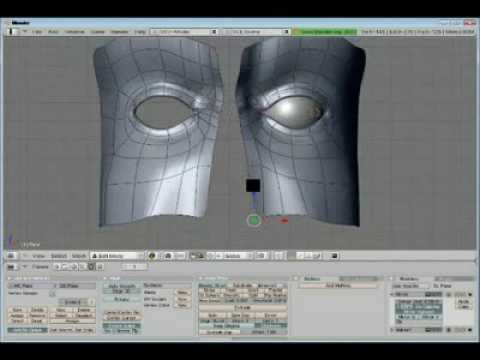 Blender Tutorial Series - Part 001 - Beginning the model