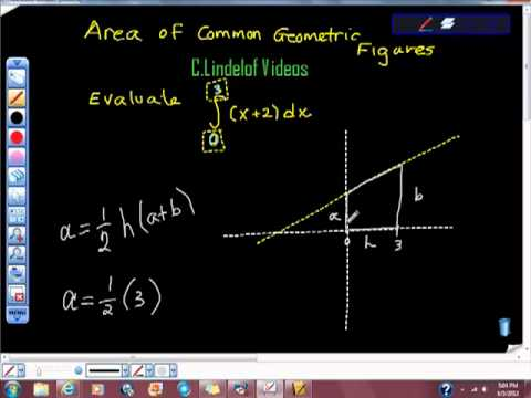 Riemann Sums Area of Common Geometric Figures.